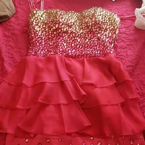Used dress good condition